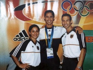2000_German_Sydney-Team-Taekwondo